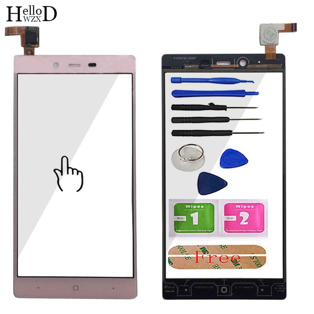5.2 ''Mobile Tactile Écran Pour IUNI i1 U830 Écran Tactile Écran Tactile Numériseur Panneau Pièces Lentille Capteur Outils Adhésif
