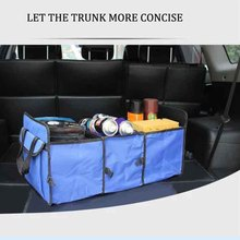 Automobile Storage Car Bag Trunk Organizer Content Wholesale Boot Accessories Folding With Coil Material Keeping Cool Or Warm