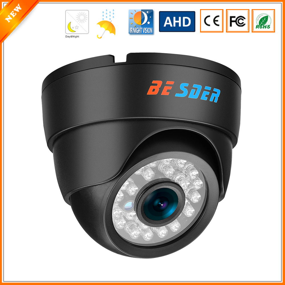 New AHD Camera 720P CCTV Security 2000TVL AHDM AHD-M Camera HD 1MP Nightvision Indoor Camera IR Cut Filter 1080P Lens