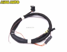 Front Camera Lane assist keeping system Wire/cable/Harness For VW Golf 7 MK7 Passat B8 MQB CARS A3 8V