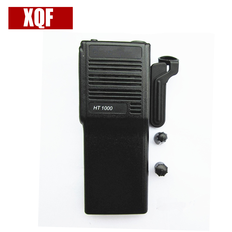 XQF New Replacement Front Outer Case Housing Cover For Motorola Radio HT1000