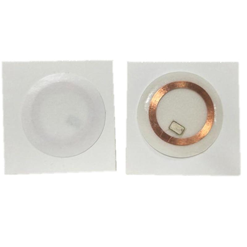100PCS RFID 125KHz EM ID TK4100 Self-adhesive Stickers Tags Label
