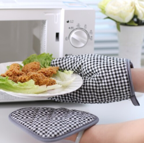 Aliexpress.com : Buy Cotton Oven Gloves Insulation Gloves ...