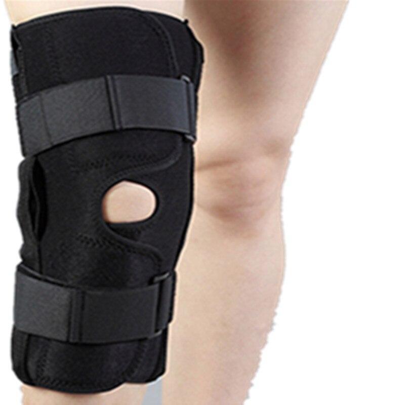 HKJD Hinged <font><b>Knee</b></font> Support Orthopedic Fixator Posture Corrector Patella Fracture <font><b>Knee</b></font> Protector Bone Care