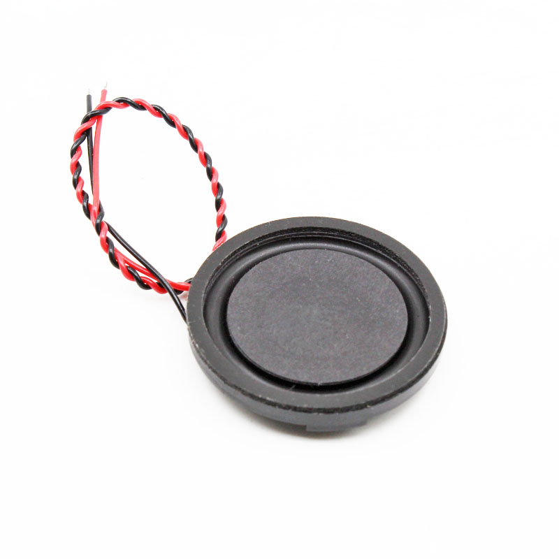 10pcs 4r 3w 36mm Round Speaker Thickness 6.5mm Complex Film Bass Loud Speaker For High-end Toys E-book Electronic Components & Supplies