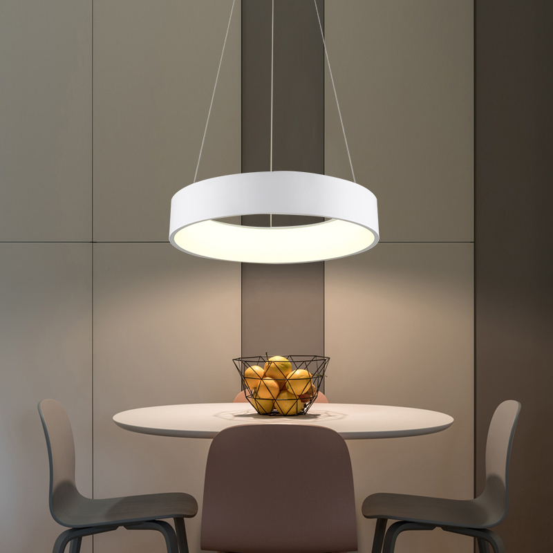 Hot Design modern LED pendant lights Kitchen suspension Grey/White AC85~265V hanging lamp for reading room dinning room lighting massager ergonomic design body self back hook massage stick muscle deep pressure original point body relaxation hot new page 9