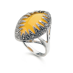 Real austrian crystals classic vintage pattern new fashion rings for women sale new 10350yellow.jpg 250x250