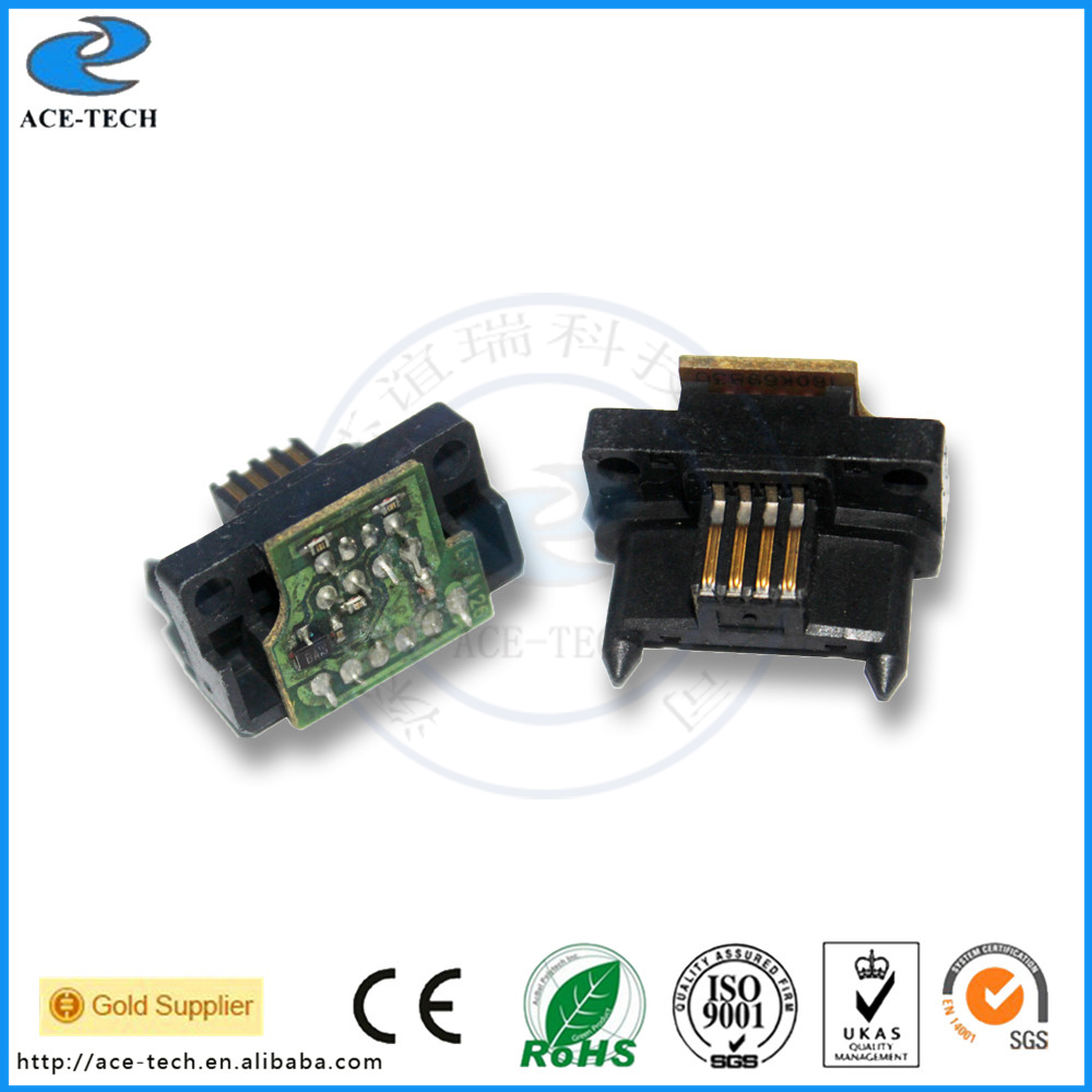108R00581 OEM Compatible black toner chip for Xerox DC7750 printer cartridge refill reset