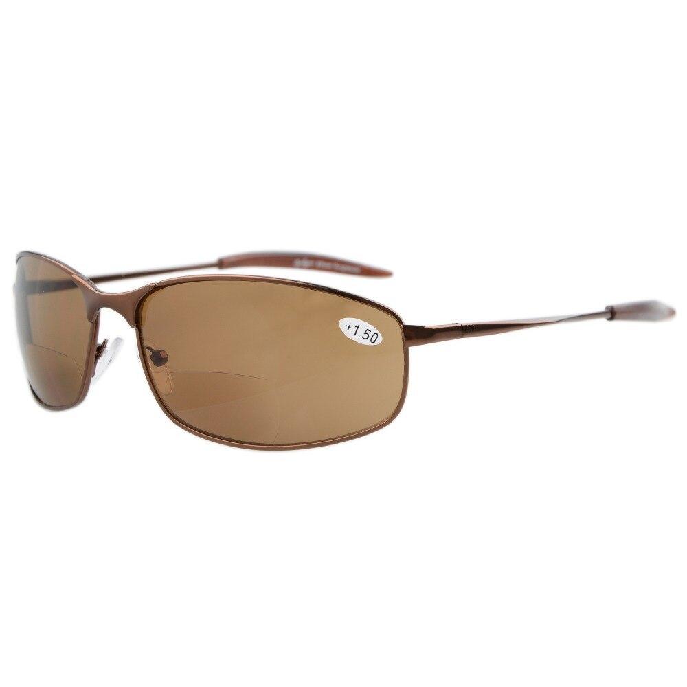 NºS15005 eyekepper metal Marcos al aire libre bifocales Gafas de sol ...