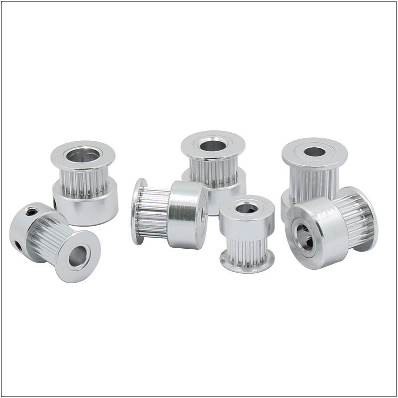 GT2-Timing-Pulley-16-Tooth-2GT-20-Teeth-Aluminum-Bore-5mm-8mm-Synchronous-Wheels-Gear-Part