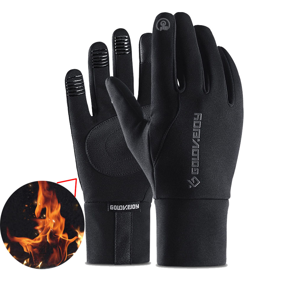 Warm Winter Gloves Men Women Waterproof Touch Snowboard Sport Gloves Outdoor Sports Windproof Snow Skiing Motorcycle Gloves