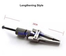 Universal ferramenta de desmontagem para comum trilho injector reparação ferramenta injector extrator