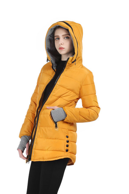 Hooded Cotton-Padded Parka