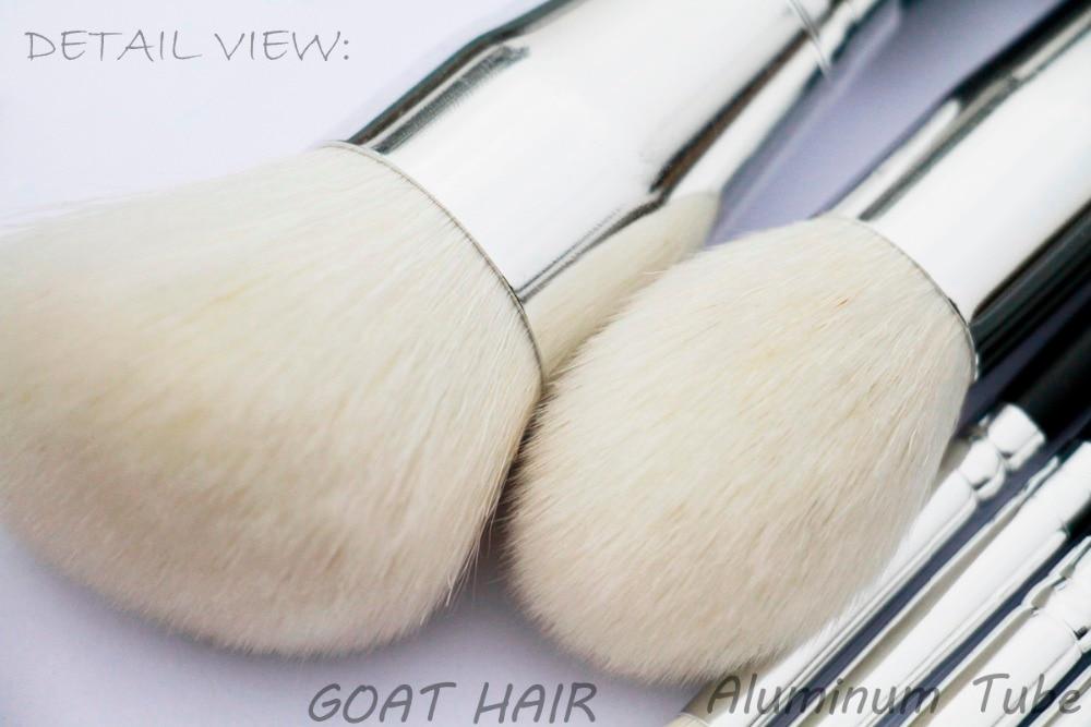 Tesoura de Maquiagem qualidade pêlo de cabra macio Usage : Make up Artist / Studio / Beauty School / Home/travel/portable