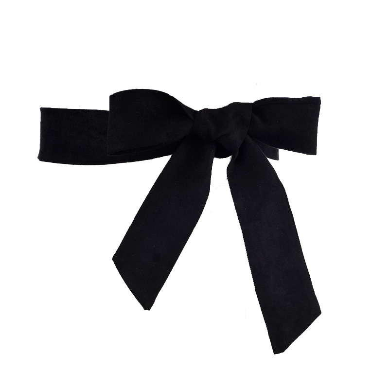 2017 Fashion Belts Female wide belt for women Grow a knot Ladies On dresses ceinture femme High quality suede belt women