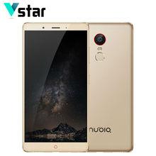 Original zte nubia z11 max 6,0 zoll octa core fingerabdruck smartphone 4 gb ram 64 gb rom löwenmaul 652 16.0mp