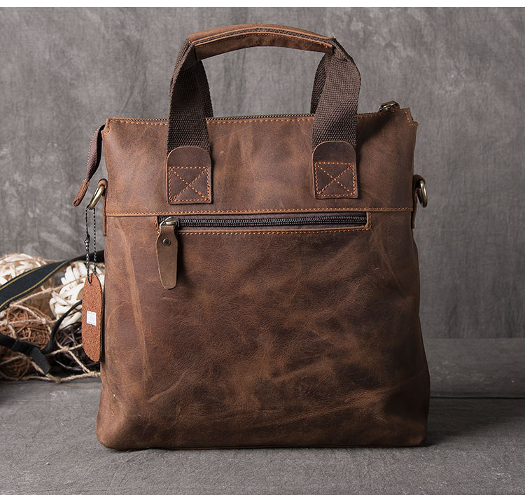 Luxury Leather Handbag retro