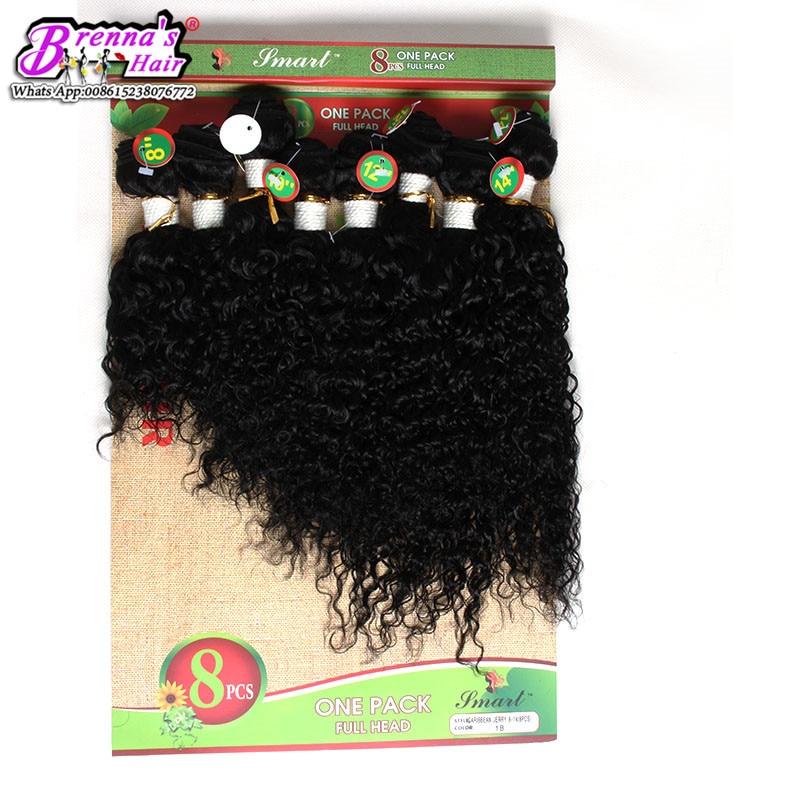 Unprocessed virgin brazilian hair bundles Cheap 8pcs/lot afro kinky human curly hair extension kinky curly weave hair bundles(China (Mainland))