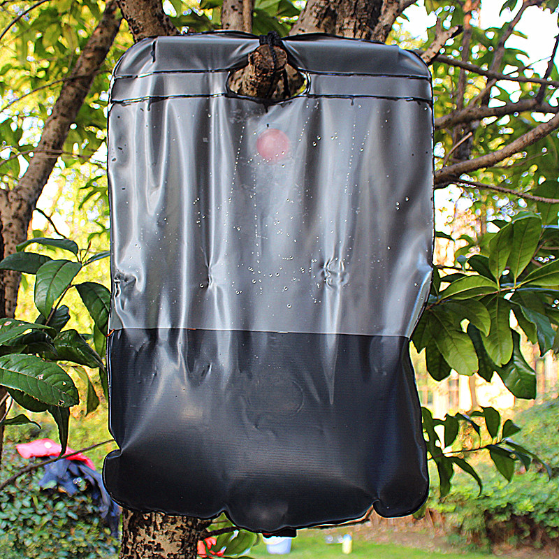 20L წყლის ჩანთა დასაკეცი - კემპინგი და ლაშქრობა - ფოტო 2