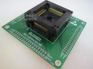 Image 3 - LQFP144/DIP144 STM IC testzitplaats testbank test socket programmeren seat