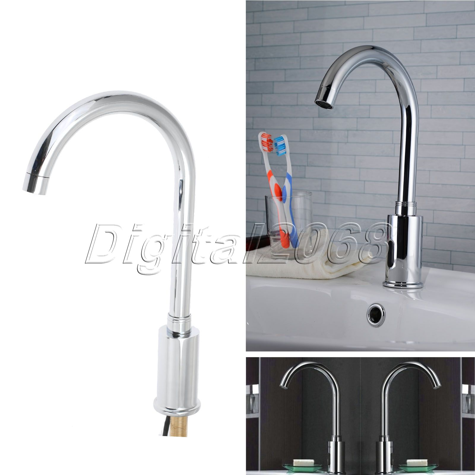 Touchless Bathroom Faucets touchless bathroom faucets promotion-shop for promotional