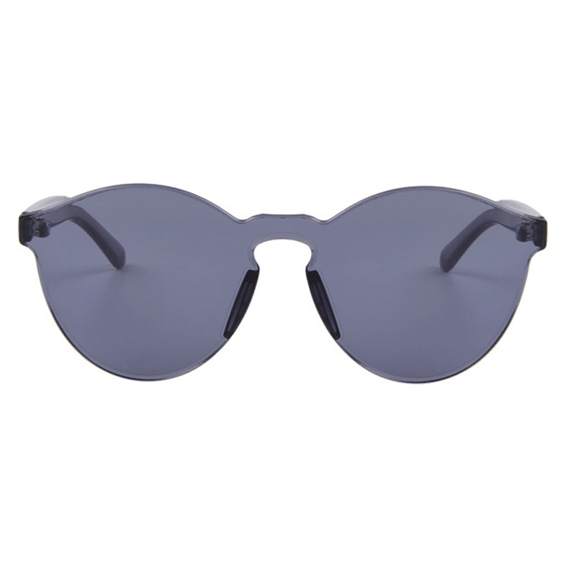 HTB1R5zrOVXXXXaoXVXXq6xXFXXXT - Fashion Women Flat Sunglasses Luxury Brand Designer Sun glasses Integrated Eyewear Candy Color UV400 de sol feminino