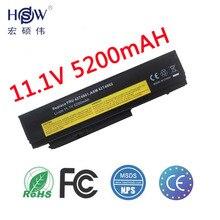 HSW Аккумулятор для ноутбука lenovo thinkpad X230 X230I батареи 0A36281 0A36282 42T4863 42Y4834 0A36283 45N1023 45N1022