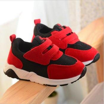 06eb5a2ef Новая модная детская обувь для мальчиков и девочек Air сетчатые ...