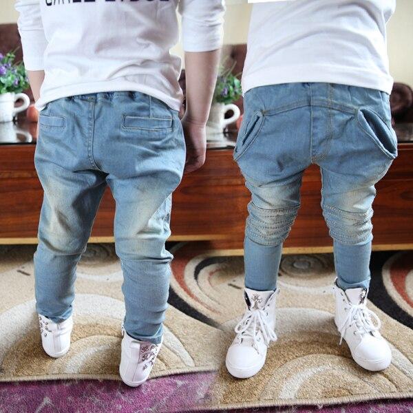 Aliexpress.com : Buy Spring 2014 Korean boy pants children blue ...