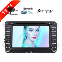 7 LCD Bluetooth Wifi GPS Navigation System for Volkswagen EinCar Car Stereo For Volkswagen for Passat 7 inch Head Unit Car GPS
