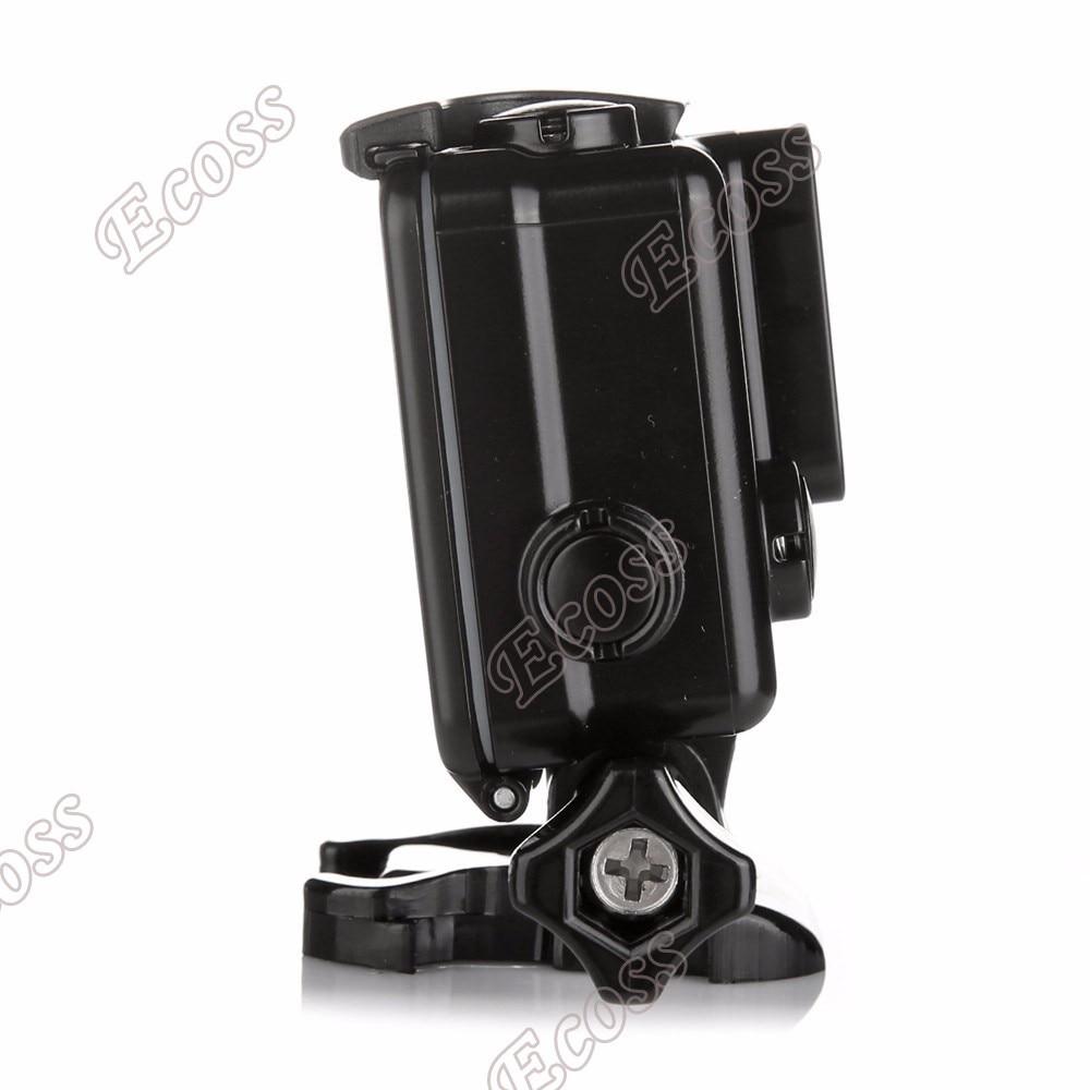 מקרה עמיד למים עבור GoPro ההכרה תיבת GoPro Hero4/Hero3+ 35M מתחת למים לדיור מוגן עבור אביזרי GoPro(שחור)