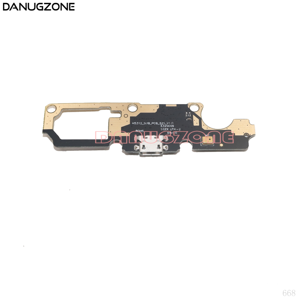 USB Charging Port Dock Plug Socket Jack Connector Charge Board Flex Cable For Infinix Note 4 X572