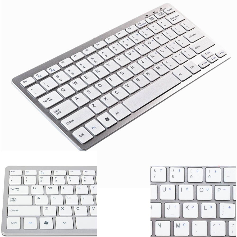 Ultra Slim 78 Keys Scissor USB2.0 Wired Keyboard Support Windows 7 2000 XP Vista Mac Linux