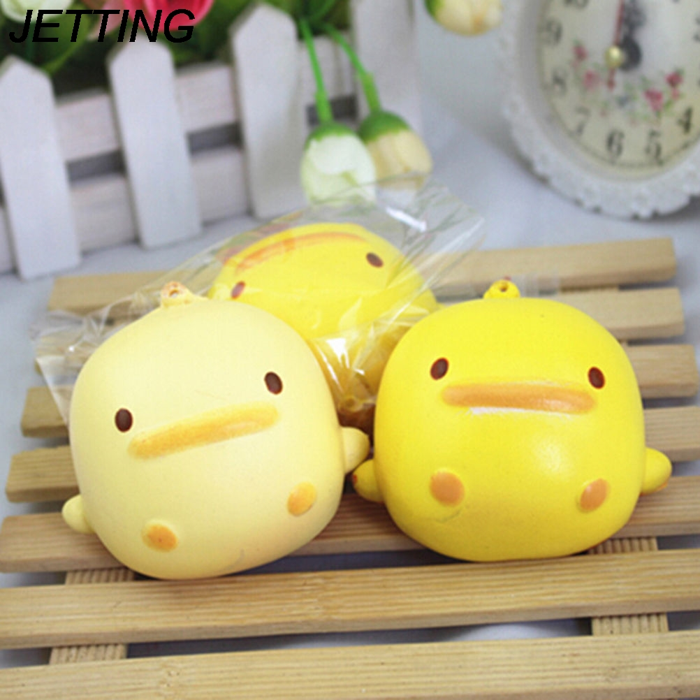 Luggage & Bags Kawaii Scented Stretchy Toy Soft Cute Simulation Bread Donut Squishy Slow Rising Squeeze Bag Accessories &ornament
