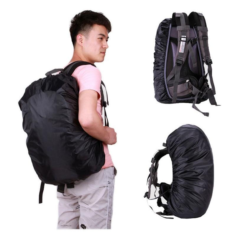 Waterproof Backpack Rucksack Bag Rain Cover Traveling Camping Hiking 35-80L