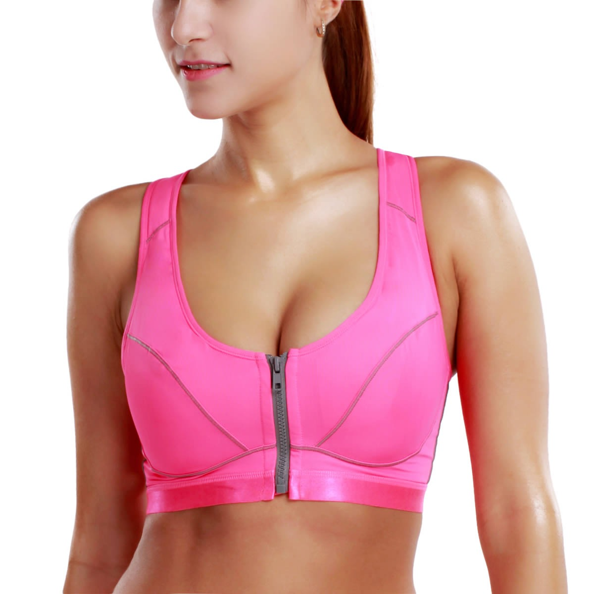 Aliexpress.com : Buy High Impact Women's Level 3 Front Zip ...