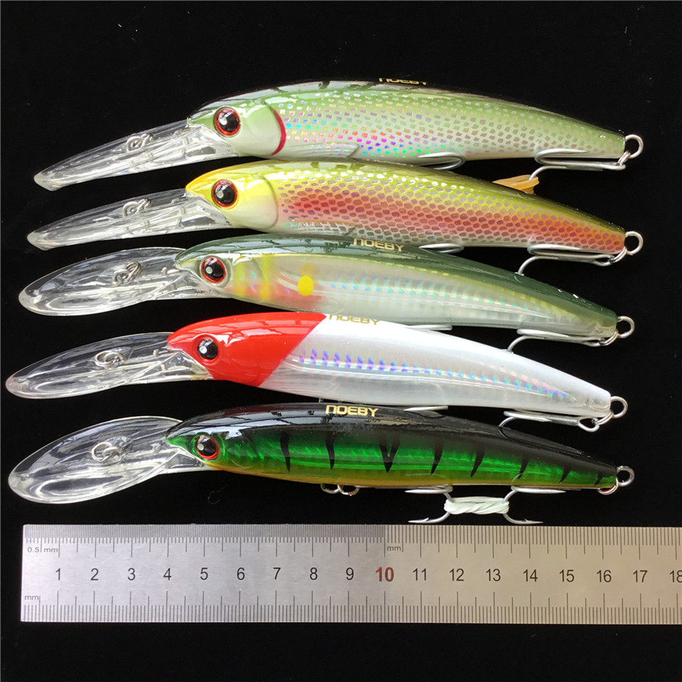 fishing minnow lures