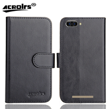 INOI 7i Lite Case 2019 6 Colors Dedicated Leather Exclusive Special Phone  Crazy Horse Cover Cases Card Wallet+Tracking