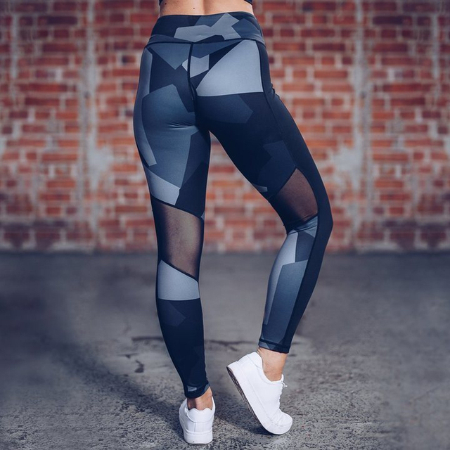 Women's Elastic Sports Leggings