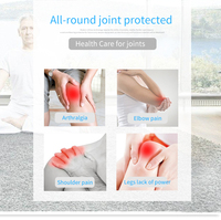 What is good for knee pain ?Compression massager for arthritis joint pain relief far infrared red light laser physical device