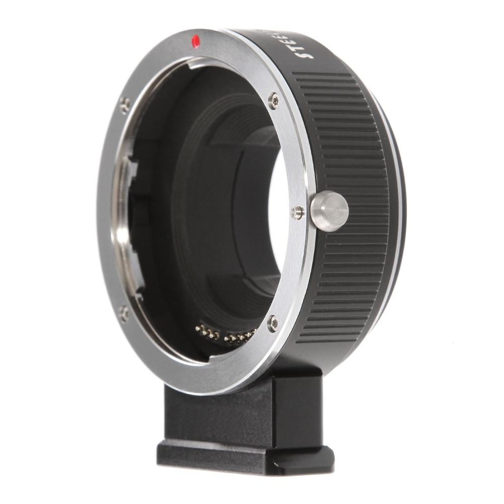 Nuevas llegadas steelsring EF-FX AF auto focus Adaptadores para objetivos para Canon EF lente a Fujifilm FX montaje Cámara