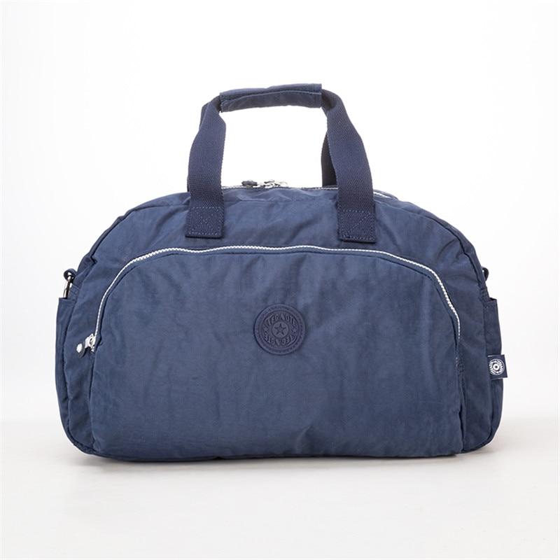 Muškarci Žene Povremeni Putni Duffel Bag Vodootporan Veliki - Torbe za prtljagu i putovanje - Foto 2
