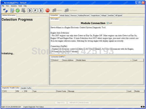 International NavKal ECM Engine Programming Pro Edition Software