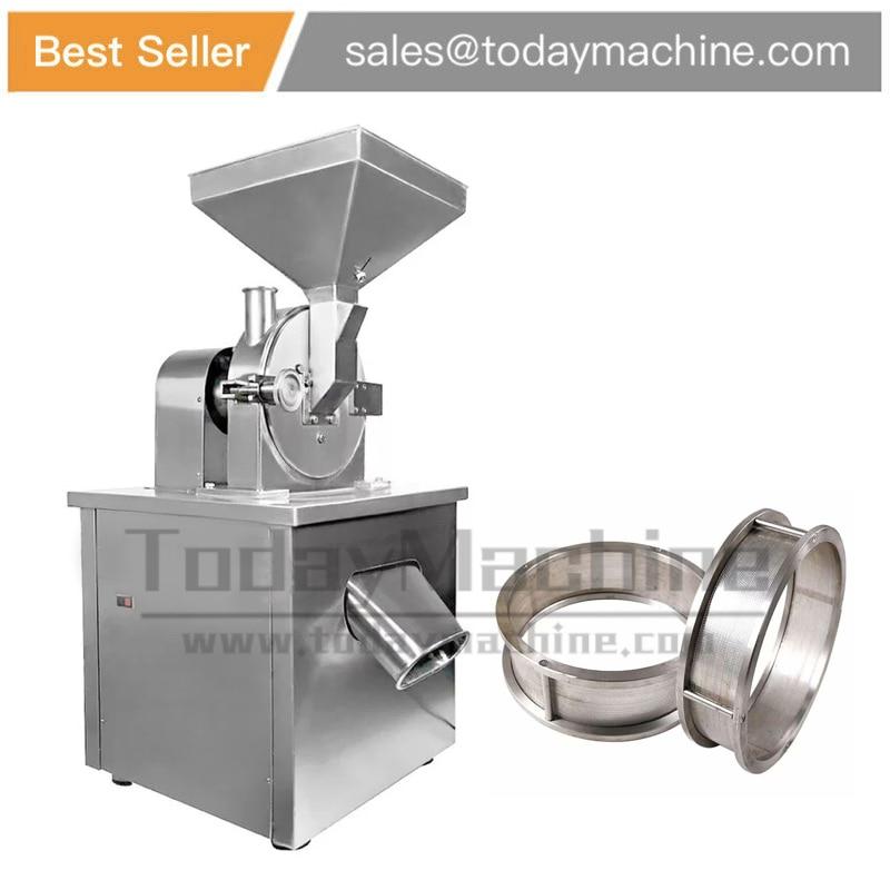 Máquinas de moagem de especiarias/comercial moedor de alimentos/Química Universal pulverizer