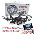 MJX X800 СИНХРОНИЗАЦИИ ИЗОБРАЖЕНИЯ 2.4 Г RC drone rc quadcopter hexcopter 6-осевой можете добавить C4005 wi-fi камера FPV ПРОТИВ CX-30W