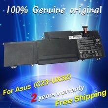 Freies verschiffen c23-ux32 original-laptop-batterie für asus vivobook u38n u38k u38dt für zenbook ux32 ux32vd ux32la 7,4 v 48wh