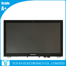 Touch Panel LCD Screen Assembly Digitizer B156XTN04 1 18201588 For Lenovo M50 70 E50 70 M50