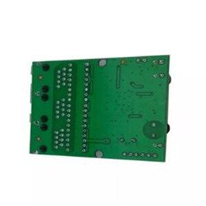Image 5 - OEM chuyển đổi mini 3 cổng switch ethernet 10/100 mbps rj45 mạng chuyển đổi hub pcb đun board cho hệ thống tích hợp