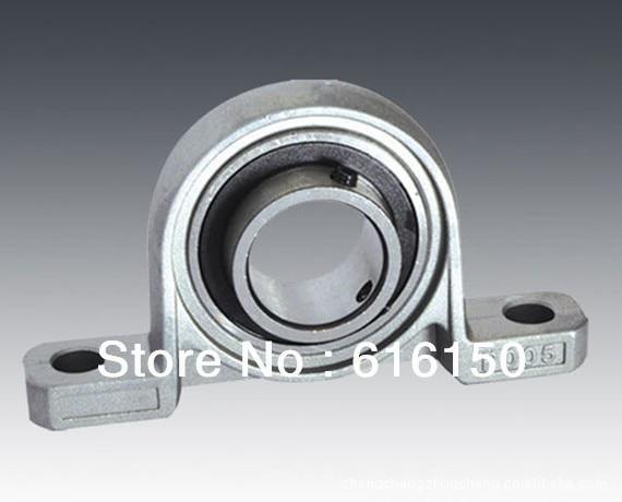 1PCS Stainless steel insert bearing with housing KP005 pillow block bearing Stainless steel insert 25MM BEARING цена 2017