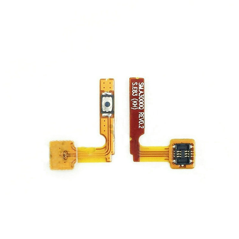 For Samsung Galaxy A3 2015 A300 A3000 Power On Off Button Key Switch Flex Cable Replacement